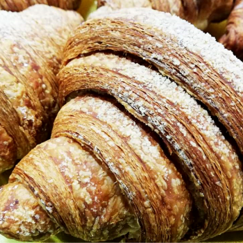 ricetta croissant con farina mora