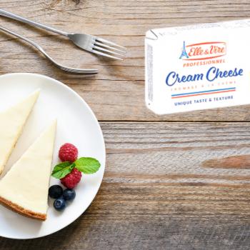 Cream Cheese francese Crema al formaggio Elle e Vire